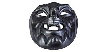 Masca Traditionala Mare Neagra Model pentru Pictura