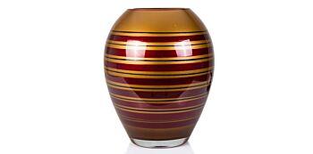 Vaza Plutone Millerighe 25cm